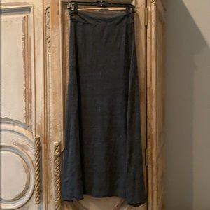 Alternative Gray Skirt sz Medium